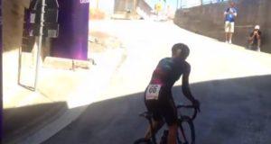 Giro Rosa steep climb