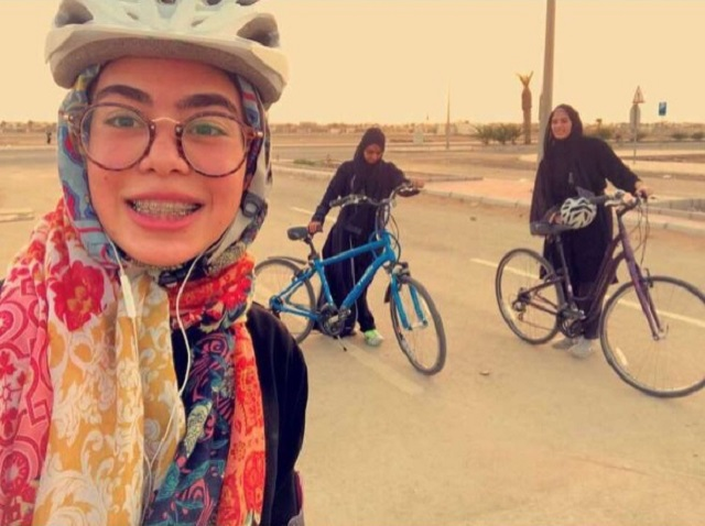 Jeddah Cyclists
