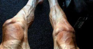 Pawel Poljanski legs