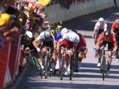 Peter Sagan and Mark Cavendish