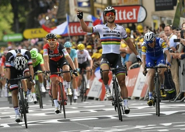 Peter Sagan tour de france 2017