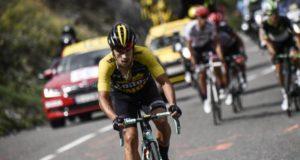 Primoz Roglic tour de france 2017 stage 17
