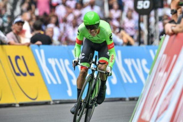 Rigoberto Uran tour de france 2017
