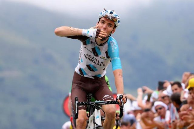 Romain Bardet tour de france 2017