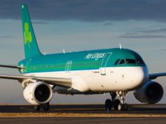 Aer Lingus bicycle lost