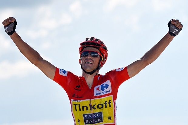 Alberto Contador Vuelta