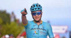 Alexey Lutsenko vuelta stage 5