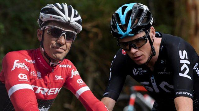 Contador Froome