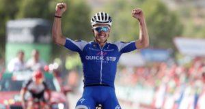 Julian Alaphilippe vuelta 2017 stage 8 xorret de cati