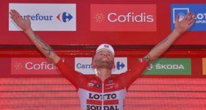Tomasz Marczynski vuelta 2017 stage 12