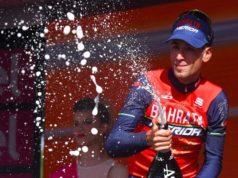 Vincenzo Nibali wins stage 3 vuelta
