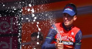 Vincenzo Nibali wins stage 3 vuelta