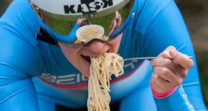 cycling pasta