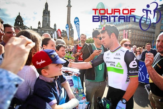2017 Tour of Britain LIVE STREAM