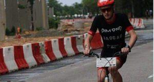 triathlete city bike