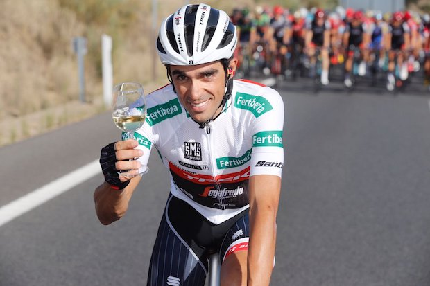 Alberto Contador vuelta 2017