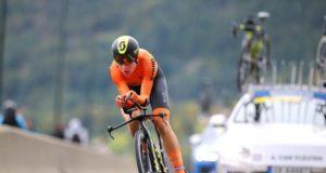 Annemiek van Vleuten bergen 2017 time trial