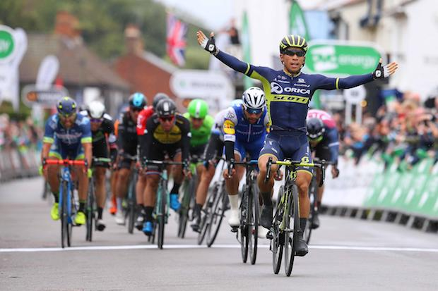 Caleb Ewan tour of britain 2017 stage 6