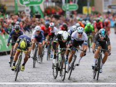 Caleb Ewan tour of britain stage 1 2017