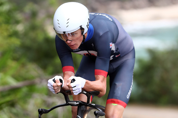 Chris Froome great britain