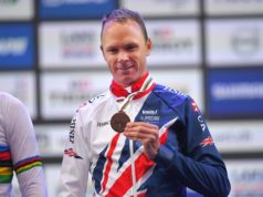 Chris Froome world championships 2017