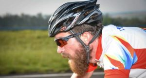 Dan Craven beard