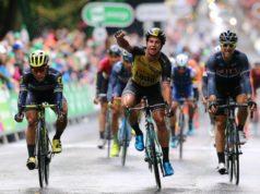 Dylan Groenewegen tour of britain 2017 stage 7