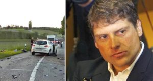 Jan Ullrich accident