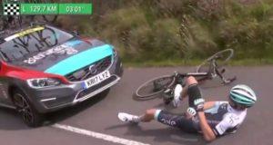 Karol Domagalski crash