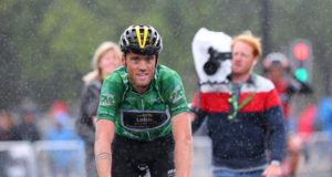 Lars Boom wins tour of britain