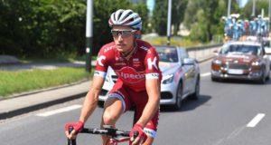 Maxim Belkov vuelta 2017