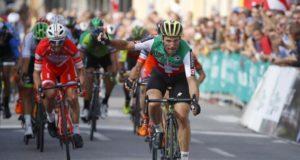 Michael Albasini wins Coppa Agostini 2017