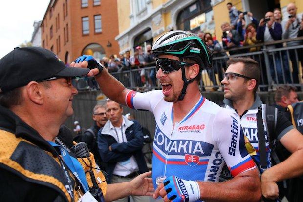 Peter Sagan World Championships 2017