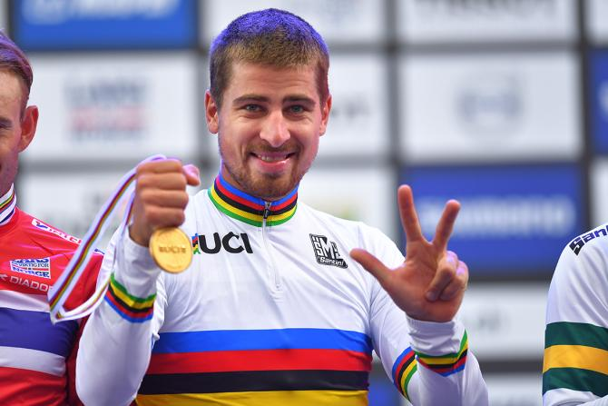 Peter Sagan world champion 2017