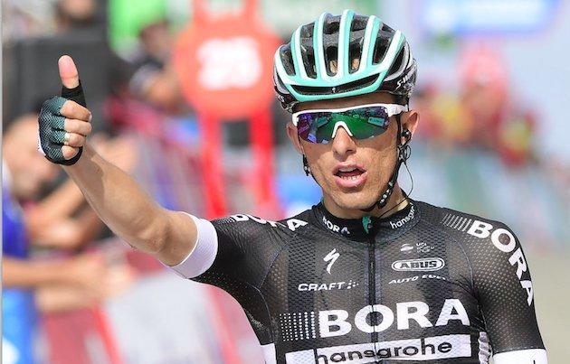 Rafal Majka vuelta 2017 stage 14
