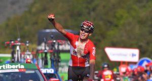 Sander Armee vuelta 2017 stage 18