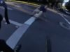 road rage angry driver attacks cyclist