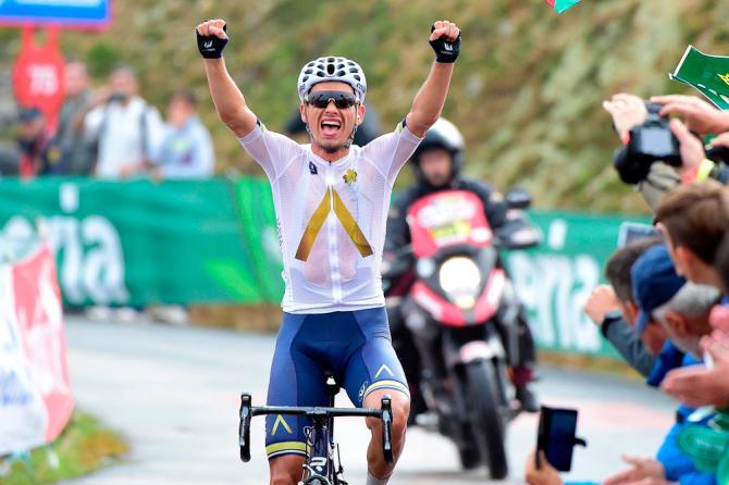 Stefan Denifl vuelta 2017 stage 17