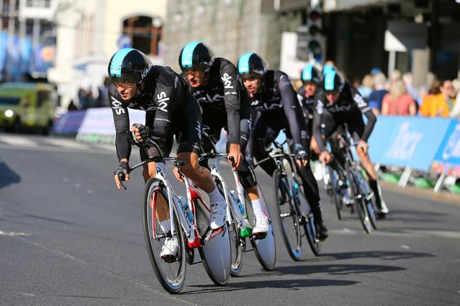 Team Sky confident of World TTT success