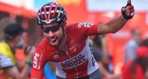 Thomas De Gendt vuelta 2017 stage 19