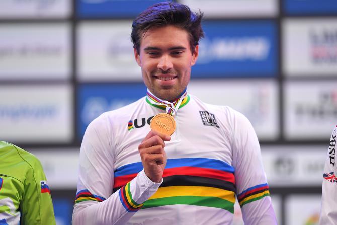 Tom Dumoulin bergen world championships