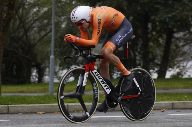 Tom Dumoulin world championships 2017