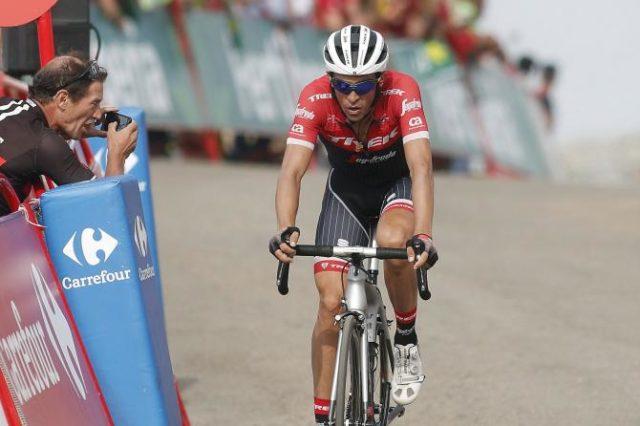 Alberto Contador 2017 vuelta