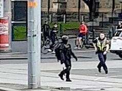 Melbourne attacker