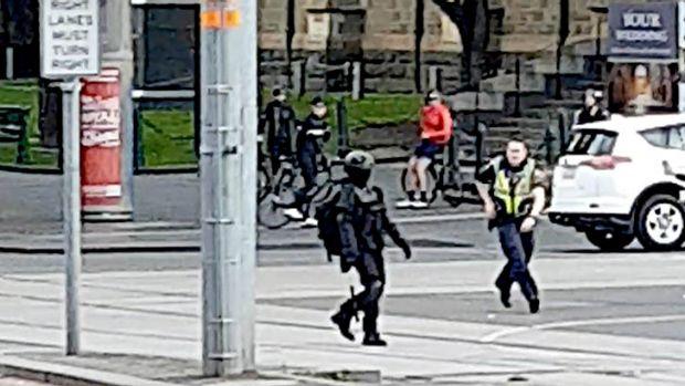 Melbourne attacker