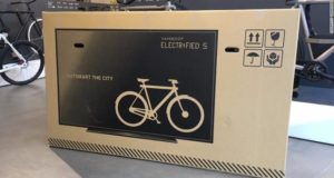 bicycle company tv boxes reduce damage