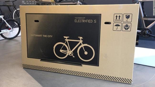 bicycle company tv boxes reduce damage