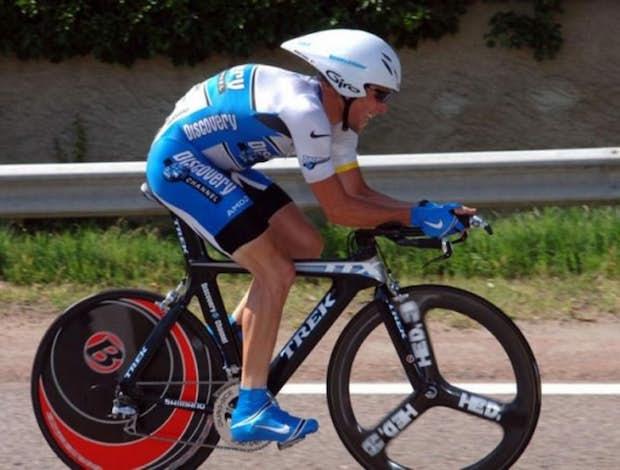 Lance Armstrong Trek TTX 2005