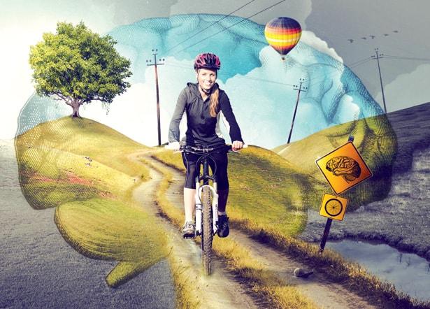 cycling brain health