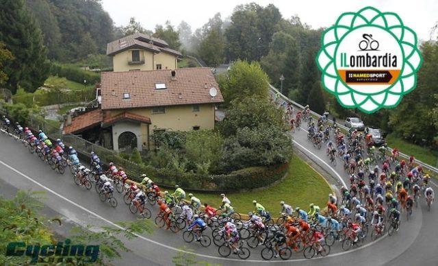 2017 Il Lombardia LIVE STREAM